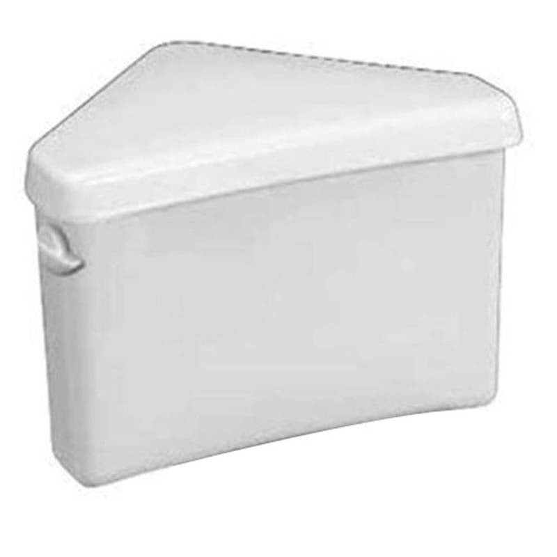 American Standard 4338.001.020 Triangle Cadet 3 1.6 GPF Toilet Tank Only in White