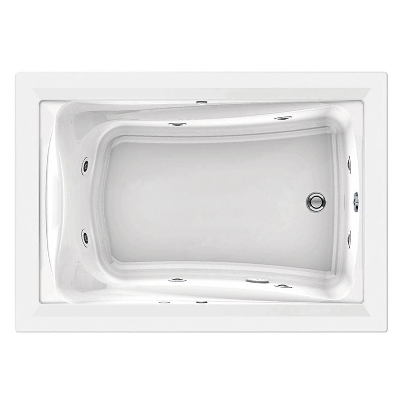 "American Standard Green Tea 60"" x 42"" Whirlpool Tub"