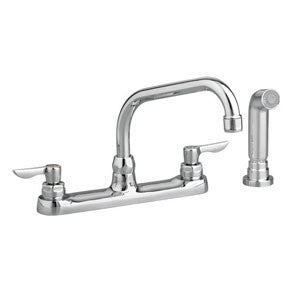 American Standard Monterrey Top Mount Faucet with Swivel Spout Tray