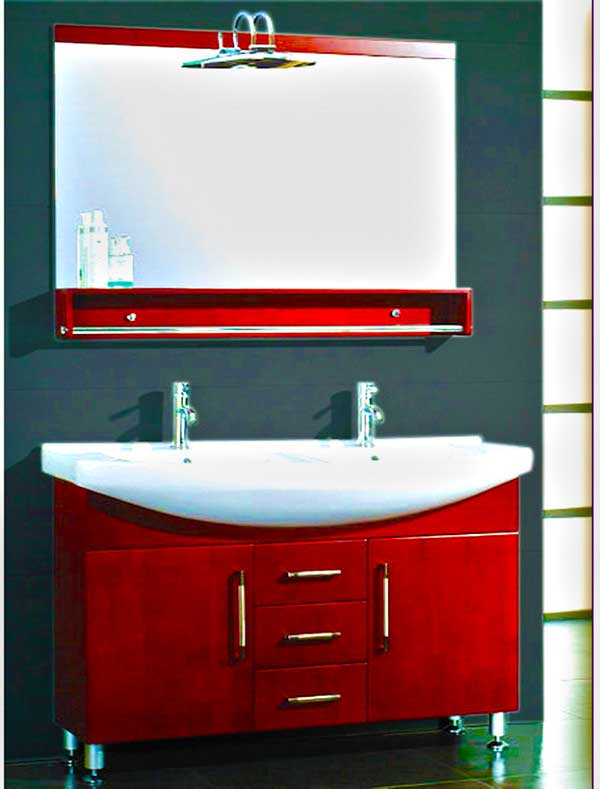 "Cambridge Plumbing 48"" Double Vanity Set"