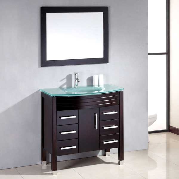 "Cambridge Plumbing 35"" Vanity Set"