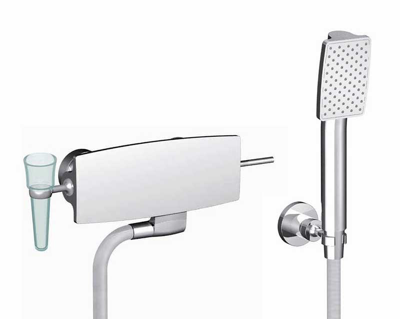 Fima by Nameeks De Soto Tub and Shower Faucet Trim