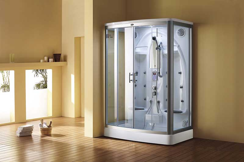 Eagle Bath Sliding Door Steam Shower Enclosure Unit 14