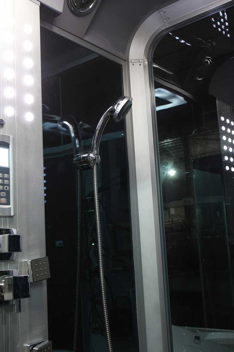 Eagle Bath Sliding Door Steam Shower Enclosure Unit 2