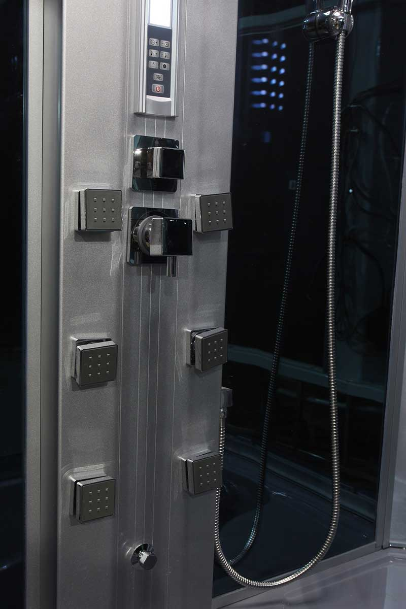 Eagle Bath Sliding Door Steam Shower Enclosure Unit 7