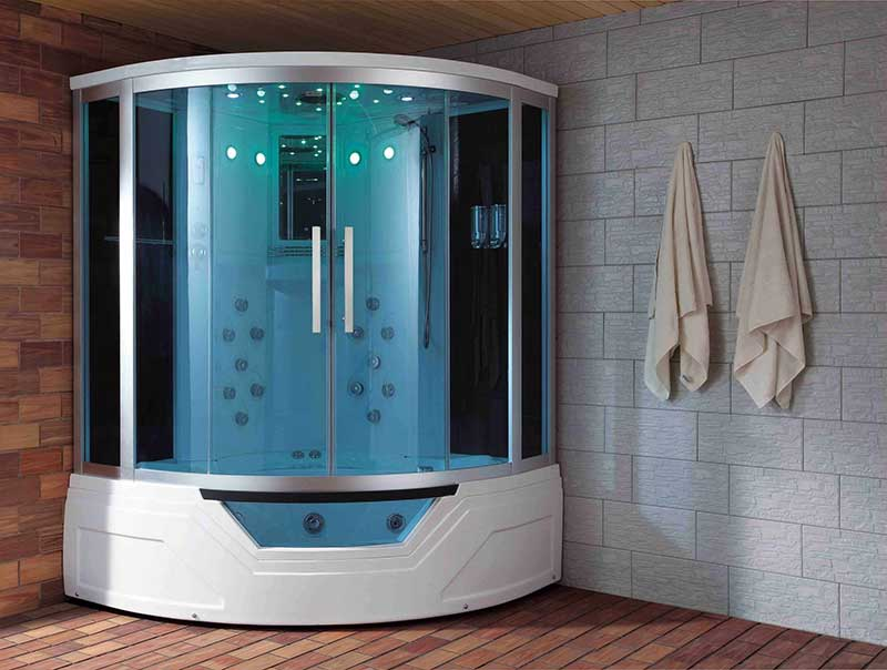 Eagle Bath Sliding Door Steam Shower Enclosure Unit