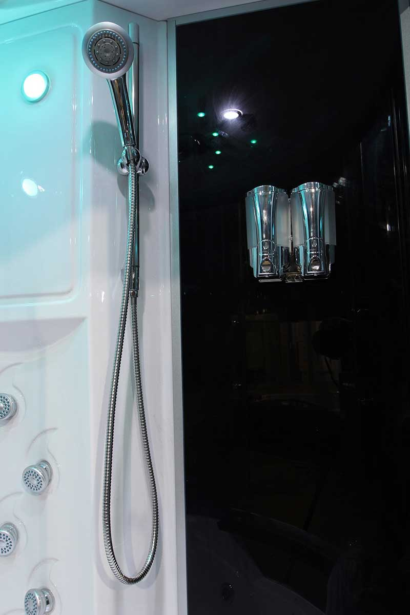 Eagle Bath Sliding Door Steam Shower Enclosure Unit 6