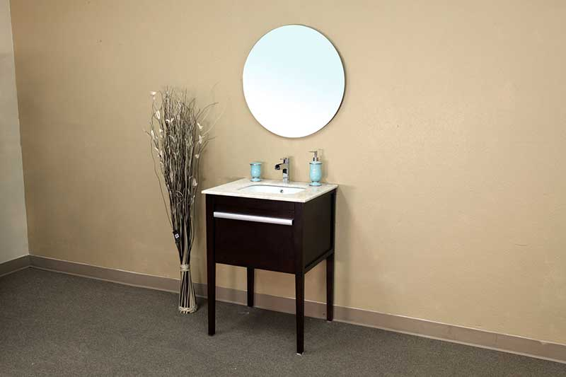 Bellaterra Home Kirkwood Bathroom Mirror 2