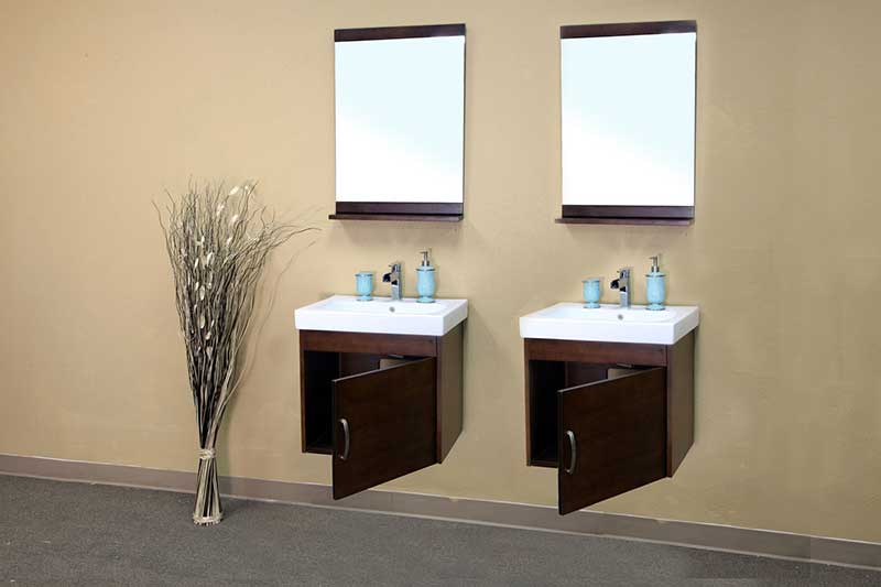 Bellaterra Home Morris Bathroom Mirror 3
