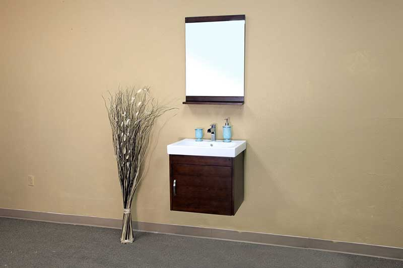 Bellaterra Home Morris Bathroom Mirror 4