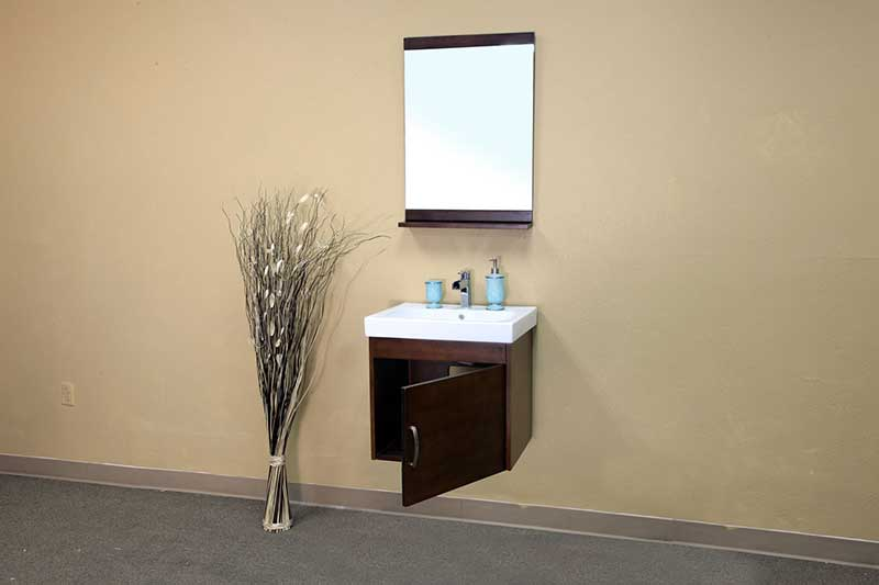 Bellaterra Home Morris Bathroom Mirror 5