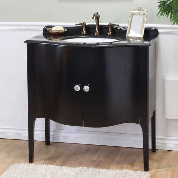 "Bellaterra Home Colfax 36.6"" Single Vanity Set"