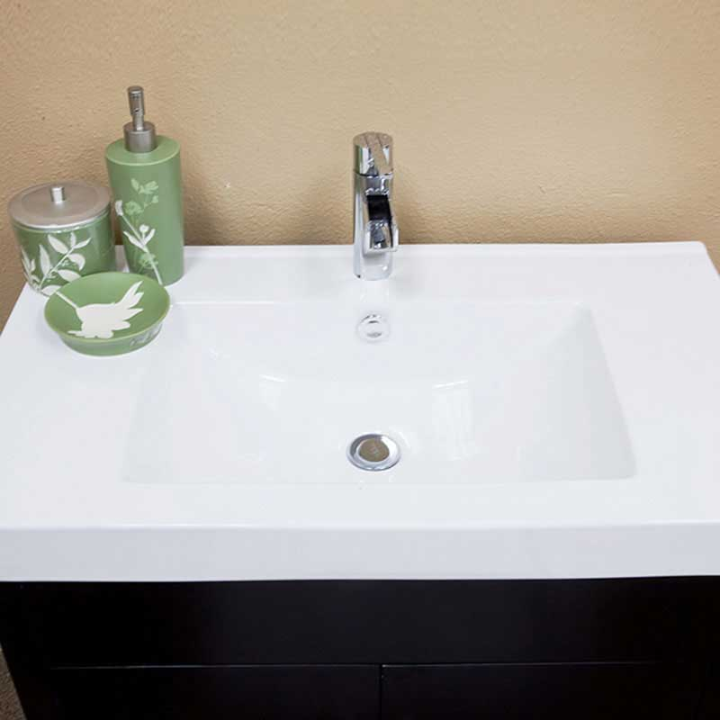 "Bellaterra Home Ramsey 31.5"" Single Vanity Set 5"
