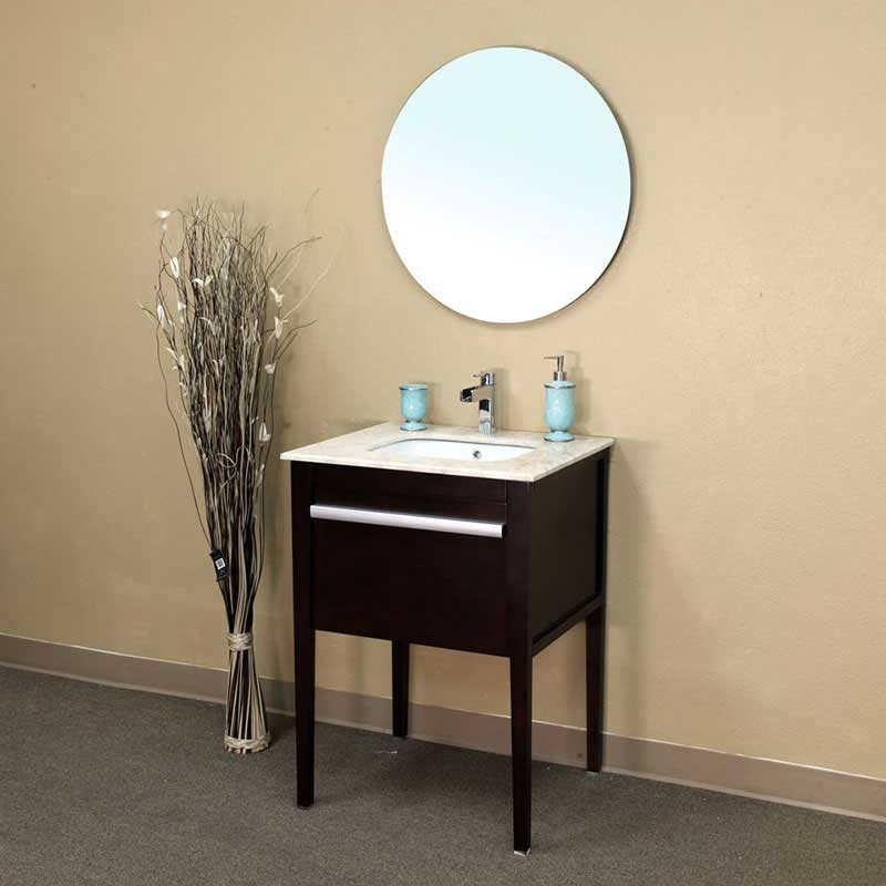"Bellaterra Home Kirkwood 26"" Single Vanity Set"