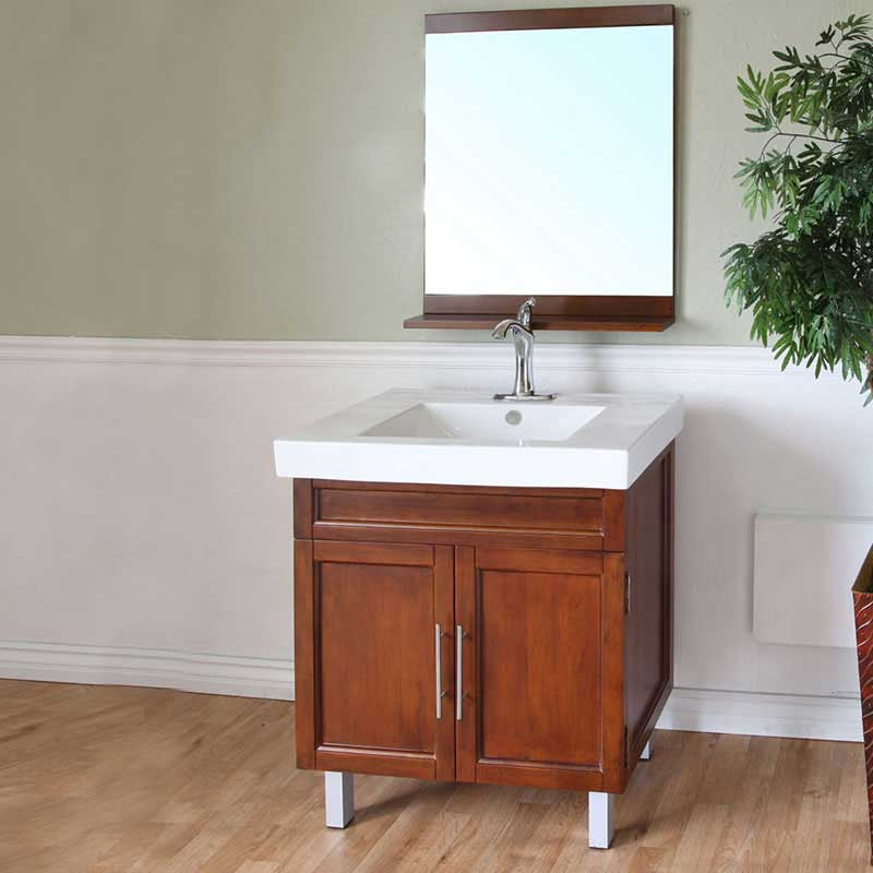 "Bellaterra Home Chapman 31.5"" Single Vanity Set 2"