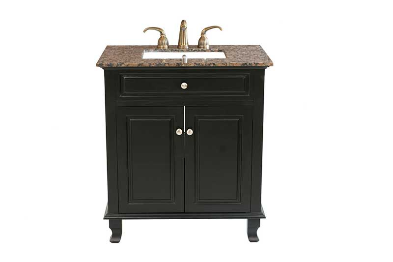 "Bellaterra Home Dorchester 32"" Single Vanity Set"