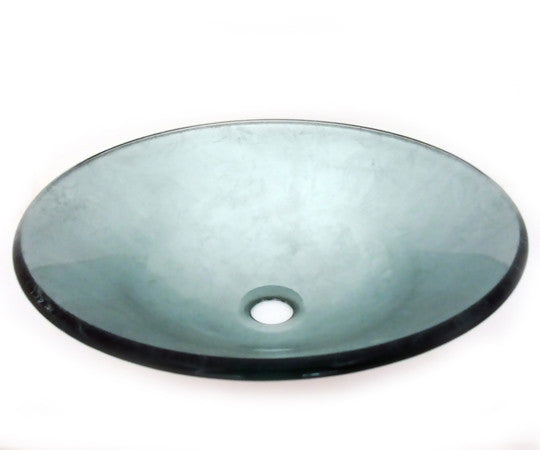Legion Furniture Clouds Vessel Bathroom Sink