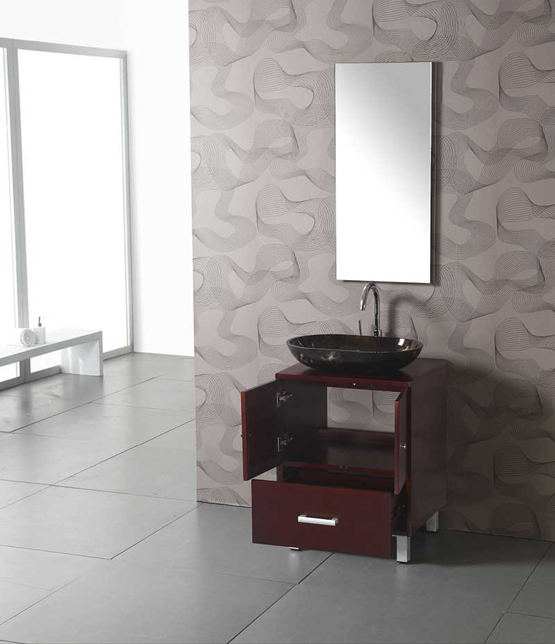 "Legion Furniture 22"" Single Bathroom Vanity Set 2"