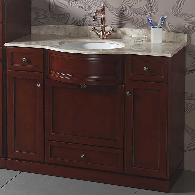 "Legion Furniture 43.5"" Single Bathroom Vanity Set"