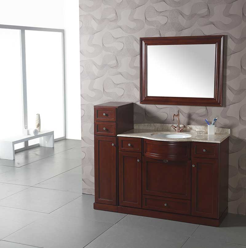 "Legion Furniture 43.5"" Single Bathroom Vanity Set 2"