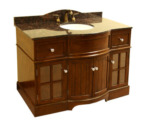 "Legion Furniture 48"" Single Sink Vanity Base"