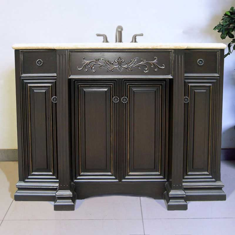 "Legion Furniture 48"" Chest Vanity Set"