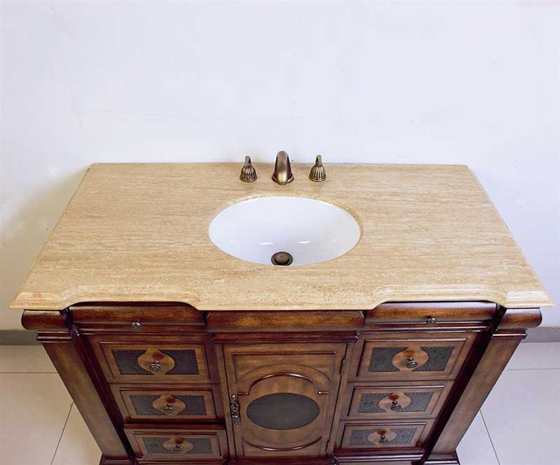 "Legion Furniture 48"" Chest Vanity Set 3"