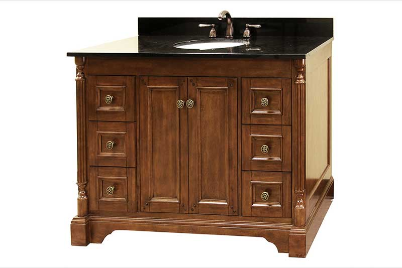 "Legion Furniture 48"" Vanity Base 2"