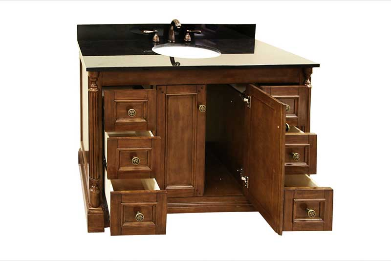 "Legion Furniture 48"" Vanity Base 3"