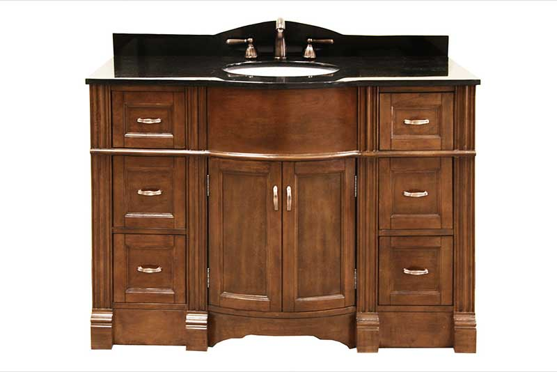 "Legion Furniture 48"" Vanity Base 4"