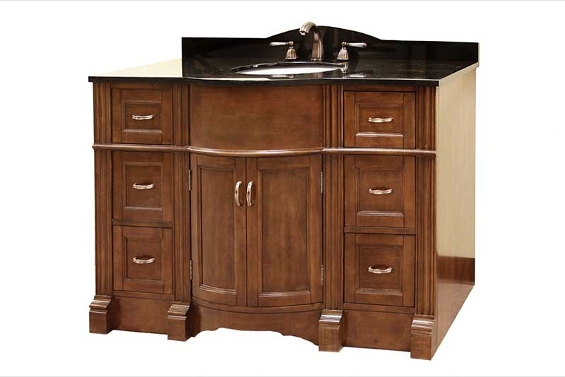"Legion Furniture 48"" Vanity Base 5"