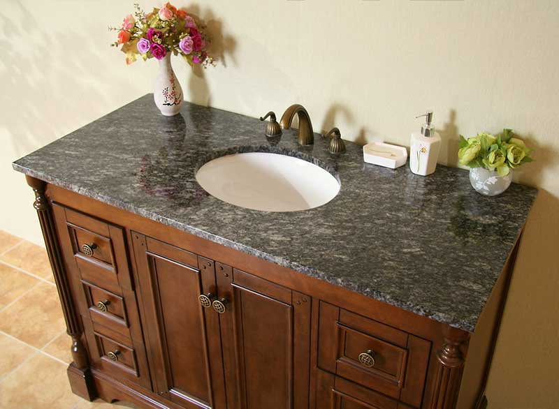 "Legion Furniture 49"" Vanity Top 2"