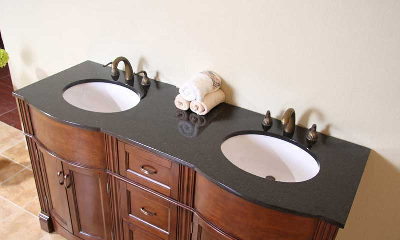 "Legion Furniture 61"" Vanity Top"