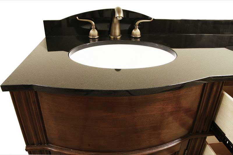 "Legion Furniture 61"" Vanity Top 3"