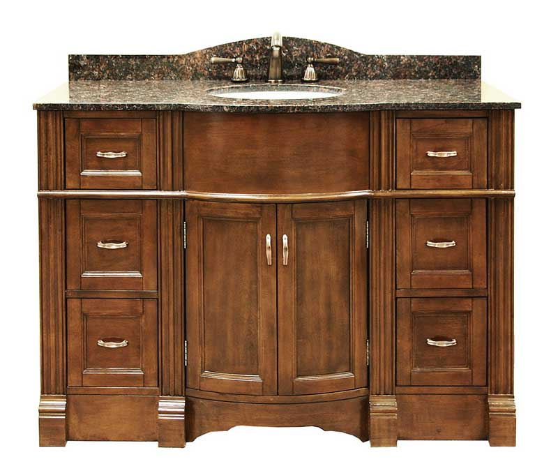 "Legion Furniture 61"" Vanity Top 2"