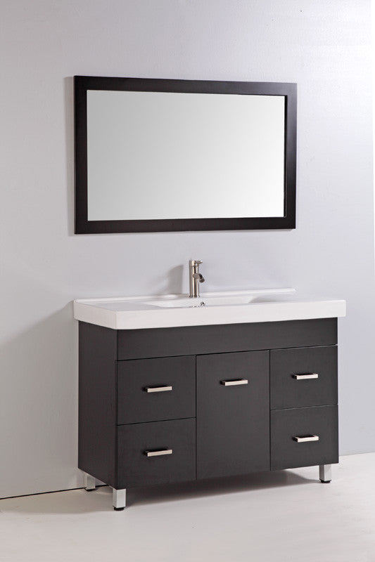 "Legion Furniture 48"" Bathroom Vanity Set with Mirror"