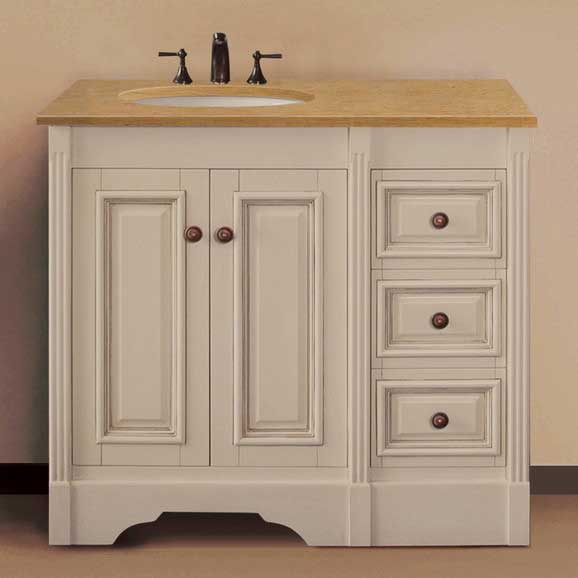 "Legion Furniture 36"" Bathroom Vanity Set"