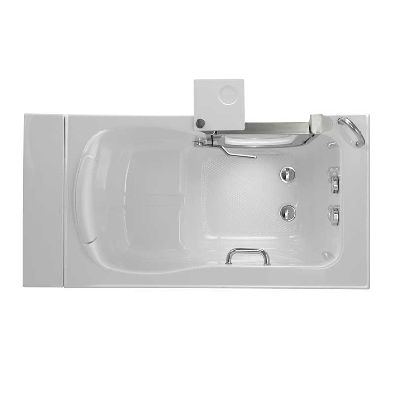 Ella's Bubbles 0311 Royal Acrylic Soaking Walk-In Tub 8