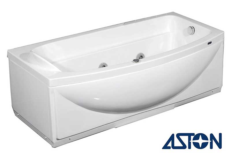 "Aston 68"" x 34"" Whirlpool Tub"