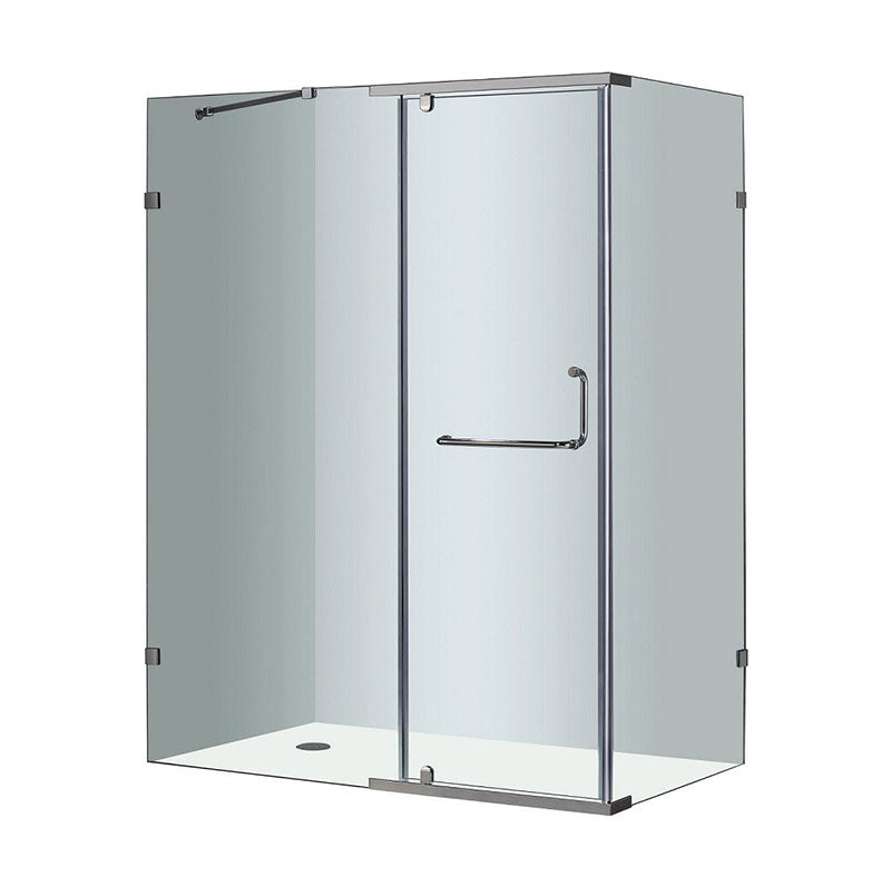 Aston Semi-Frameless Rectangular Shower Enclosure 2