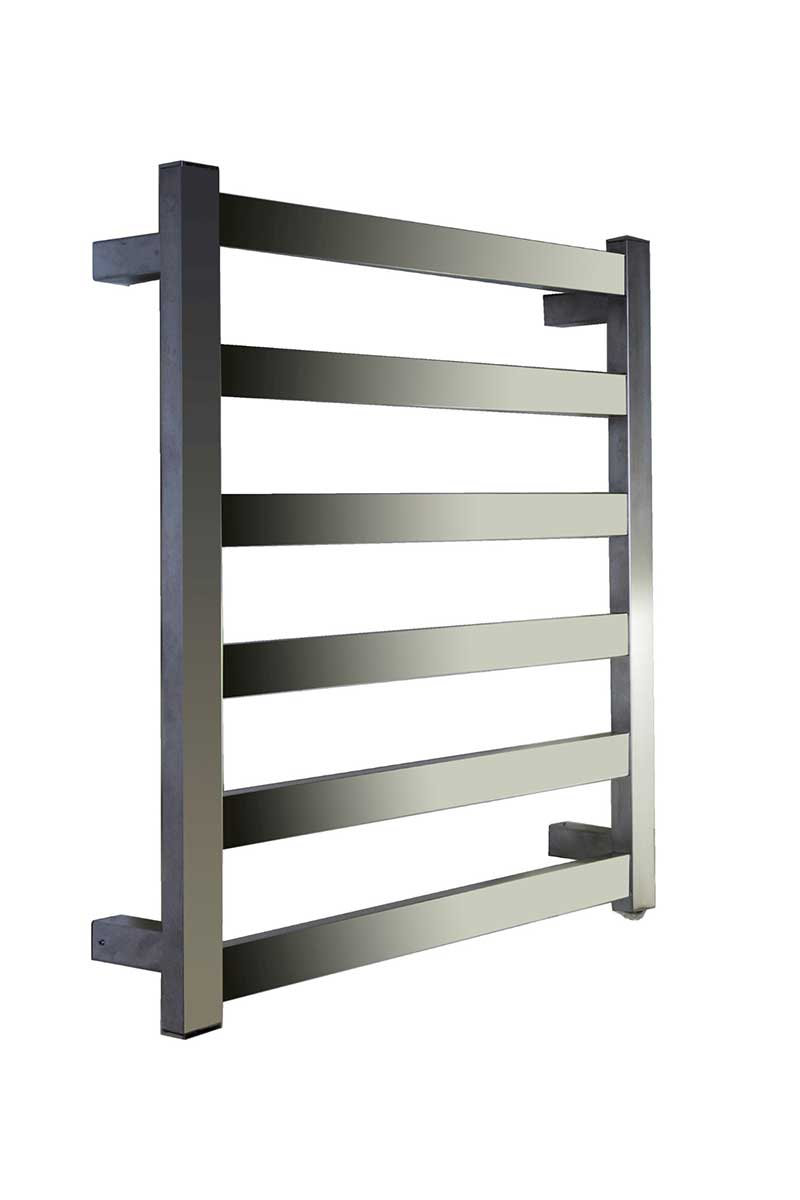 Virtu USA Koze VTW-132A-BN Towel Warmer in Brushed Nickel