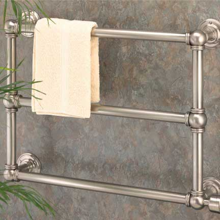 "Wesaunard Baronial 27.5"" Wall Mount Electric Towel Warmer"