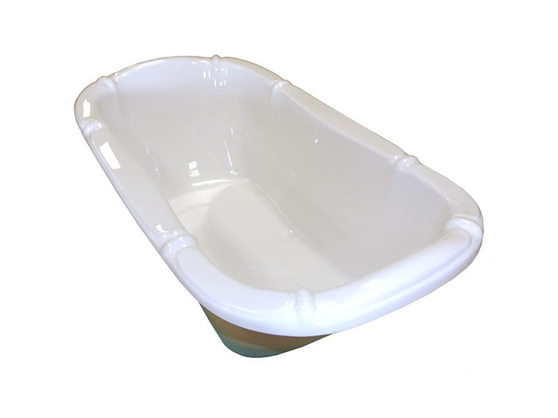 "American Acrylic 69"" x 39"" Drop-In Whirlpool Tub"