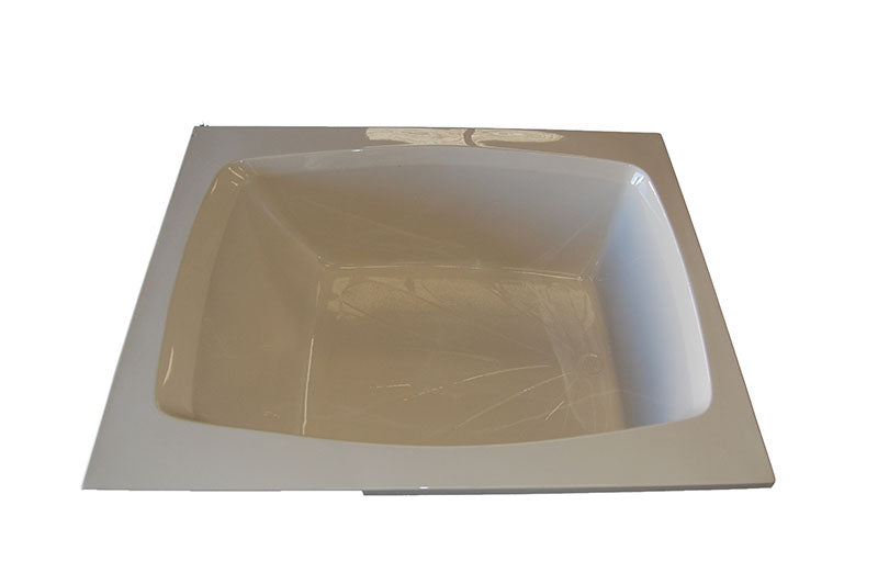 "American Acrylic 60"" x 48"" Air Tub"