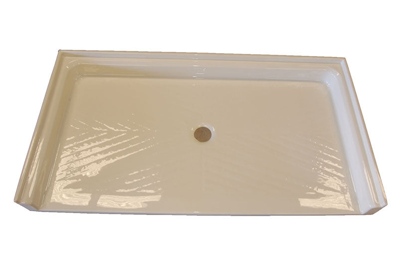 American Acrylic Barrier Free Rectangular Shower Base