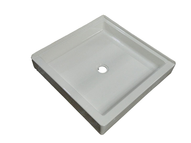 American Acrylic Double Threshold Shower Base