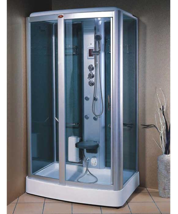 Steam Planet Personal Sliding Door Steam Shower