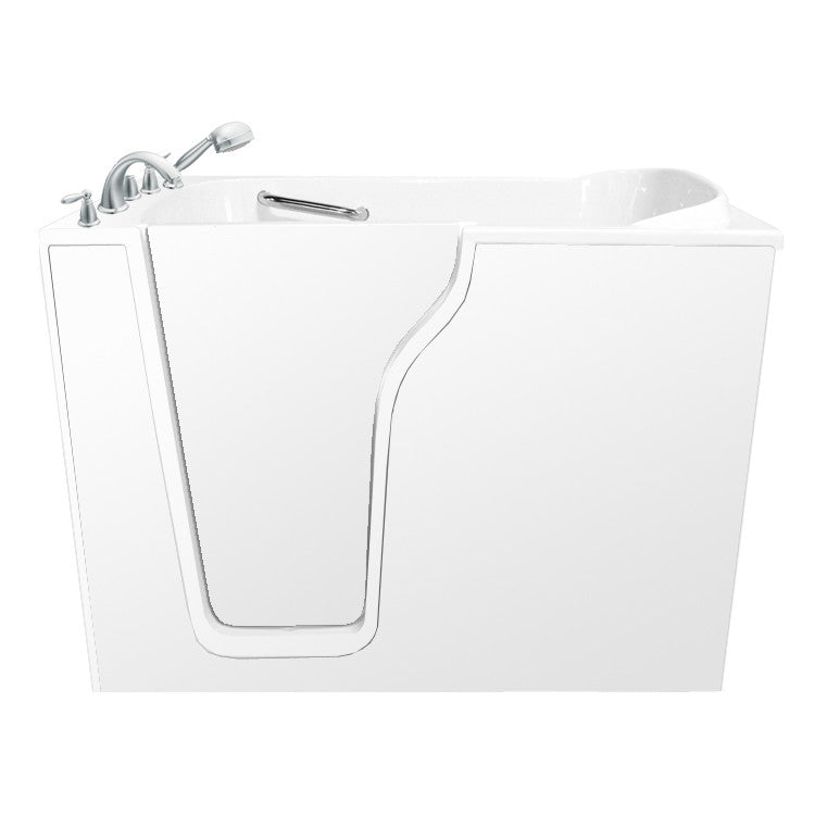 "Ariel Bath 55"" x 35"" Soaker Walk-in Tub"