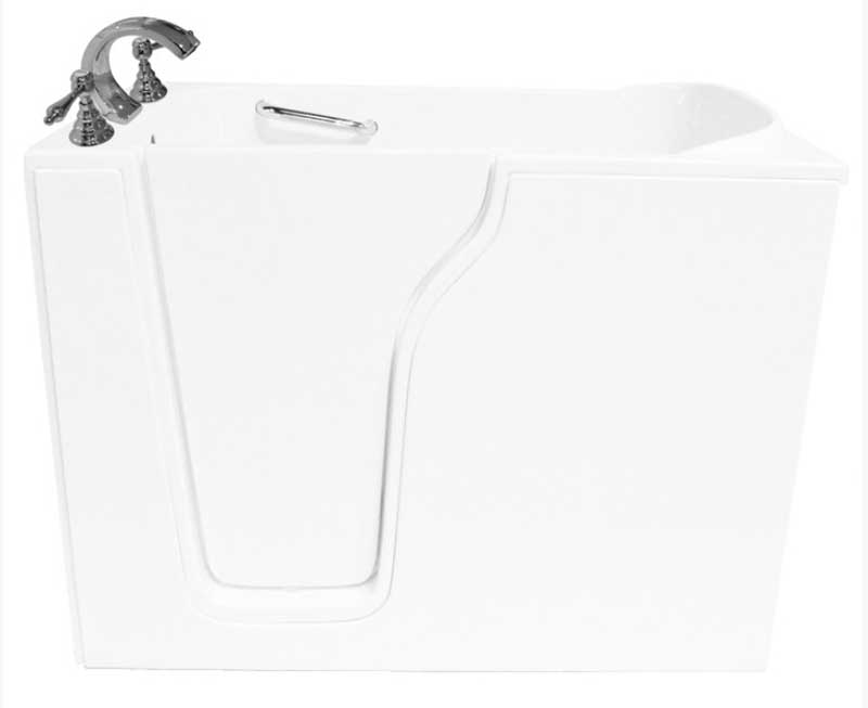 "Ariel Bath 55"" x 35"" Air Walk-in Tub"
