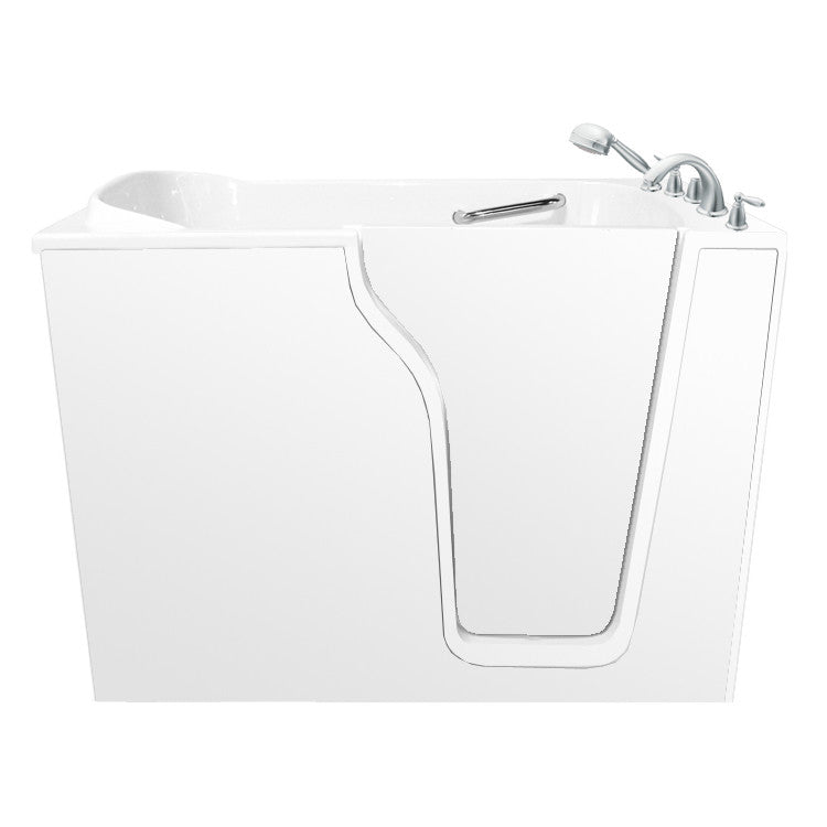 "Ariel Bath 55"" x 35"" Dual Walk-in Tub"
